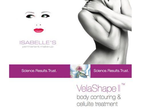Get rid of cellulite with VelaShape II